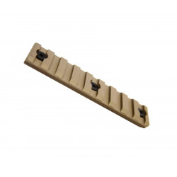 ACM 9 slots KeyMod Rail Section for NSR Handguard (DE)