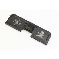 """Powair6 custom dust cover """"IN GOD WE TRUST"""" for SYSTEMA PTW M4"""