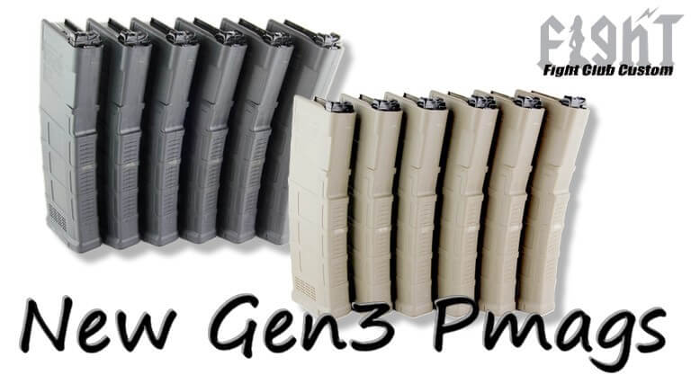 G3 Pmags
