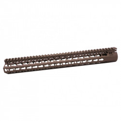 DYTAC 15 inch BRAVO Rail for M4 PTW Profile in Dark Earth -
