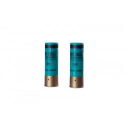 Tokyo Marui lot de 2 cartouches de remplacement pour fusil a Pompe (vert) -