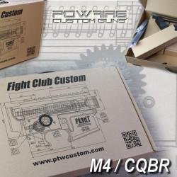 FCC Training Weapon Challenge Kit M4/CQBR CK1 - Powair6.com