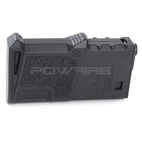 ARES Amoeba 120 rds Short Magazines for M4 / M16 AEG - Black -