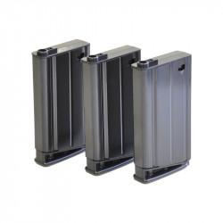 VFC chargeurs 160 BBs pour SCAR Heavy (noir) - Powair6.com