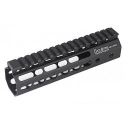 Ares RIS 7 inch Octarms Keymod (noir)