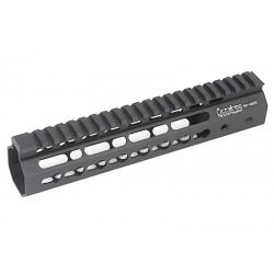 Ares RIS 9 inch Octarms Keymod (noir)