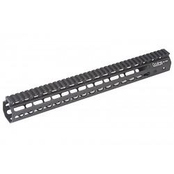 Ares RIS 15 inch Octarms Keymod (noir)