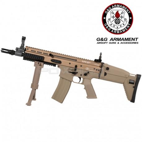 Scar L MK16 CQC G&G (DE) - Powair6.com