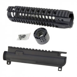 P6 X MADBULL kit RIS Spike's Tactical 9 inch pour M4 PTW
