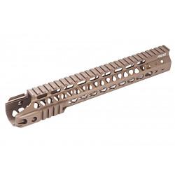 G&P RIS MOTS 12.5 inch Keymod découpé pour M4 AEG (DE)
