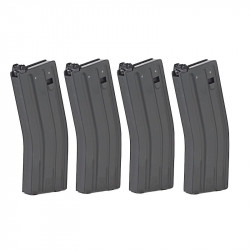 Blackcat Airsoft 120 rds Magazine for Systema PTW M4