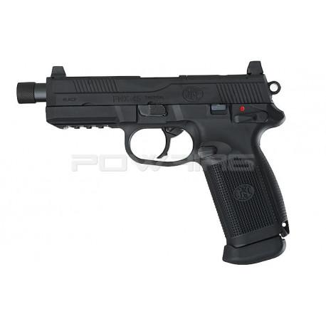 FNX-45 tactical GBB (noir) - Powair6.com