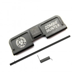 "P6 dust cover ""ZOMBIE HUNTER"" pour M4 AEG"