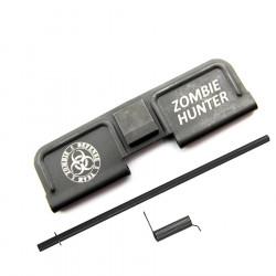 """Powair6 custom dust cover """"ZOMBIE HUNTER"""" for AEG M4 -"""