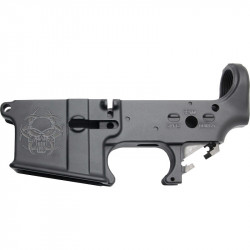 "P6 lower receiver ""SKULL"" for systema PTW -"