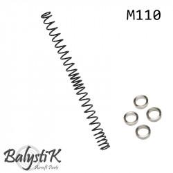 Balystik M110 spring set for PTW / TW5