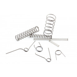 Blackcat Airsoft Replacement Springs for Tokyo Marui M870 Mechanical Box -