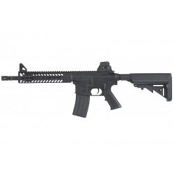 KWA Full Metal KM4 KR9 AEG Rifle w/ 9inch Keymod Handguard -