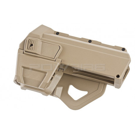 Blackcat Tactical Holster for G17 / G18 - Tan -