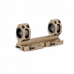 Tactical 25mm / 30mm Scope Mount (DE) - Powair6.com