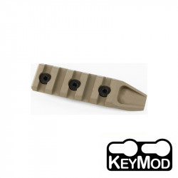 ACM 4 slots KeyMod Rail Section for URX4 Handguard (DE) -