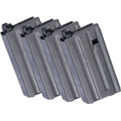 MAG M16 VN Style 90 rounds magazine for Systema PTW (box of 4)