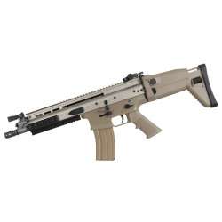WE SCAR MK16-L Open Bolt GBBR (DE)