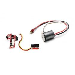 FCC pack electronique complet pour PTW (burst/auto) -