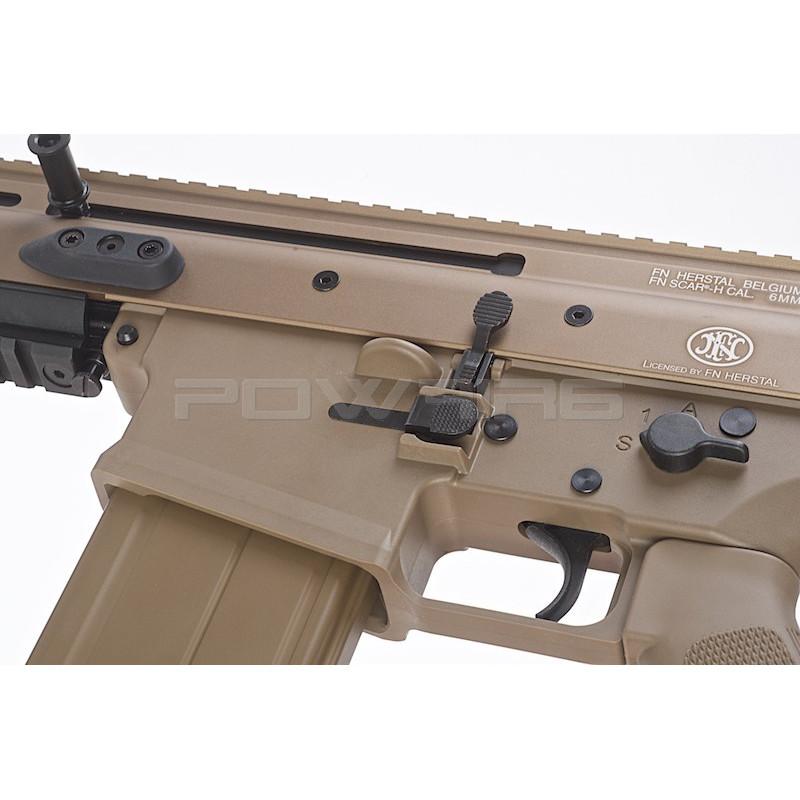 CYBERGUN VFC FN SCAR H GBBR - TAN