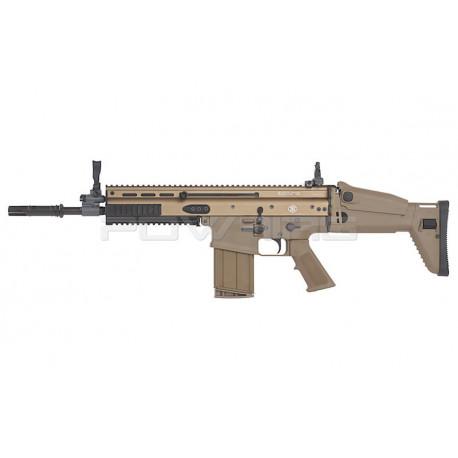 CYBERGUN VFC FN SCAR H GBBR (NPAS)- TAN -