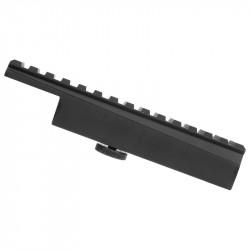 Rail picatinny 20mm pour Famas - Powair6.com