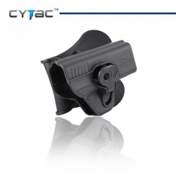 CYTAC Holster rigide pour Smith & Wesson M&P Compact