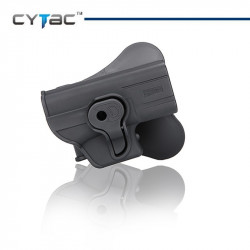 CYTAC Holster rigide pour Glock 27 26 33