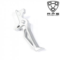 APS RAF Straight Trigger pour AEG M4 (stainless)