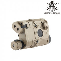 VFC AN/PEQ-15 Battery CASE (tan) - Powair6.com