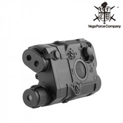 VFC AN/PEQ-15 Battery CASE (black) - Powair6.com