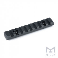 ACM 9 Slots M-LOK Rail Section Fits M-LOK Hand Guard -