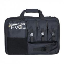 ASG Bag, Scorpion Evo 3 - A1, incl. custom foam inlay -