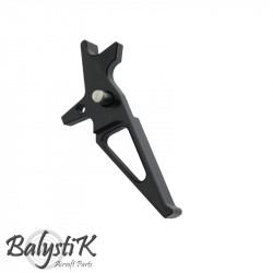 Balystik CNC Trigger for M4 AEG (Black)