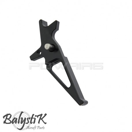 Balystik CNC Trigger for M4 AEG (Black) -