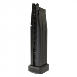 Armorer Works 5.1 CO2 Magazine for HI-CAPA Gas Blowback Airsoft Pistols -