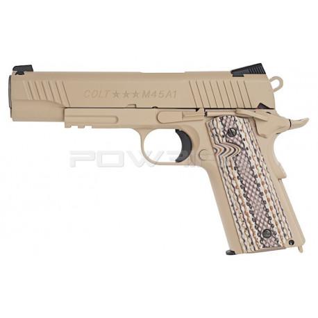 Cybergun / KWC Colt M45A1 Rail CO2 -
