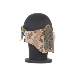 TMC protection bas du visage (Coyote Brown)