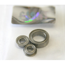 FCC replacement gear bearing set for systema PTW M4 - Powair6.com