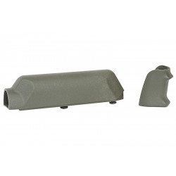 ARES Amoeba Striker S1 Pistol Grip with Cheek Pad Set for Striker S1 - OD -