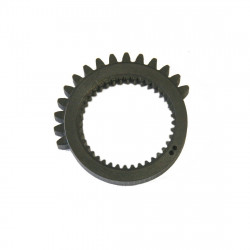 FCC sector gear for Systema PTW M4 gearbox