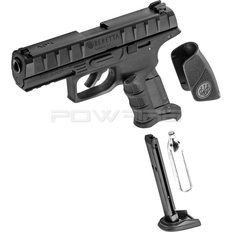 Beretta APX CO2 Blowback GBB