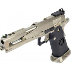 Armorer Works HX2201 Split Silver IPSC