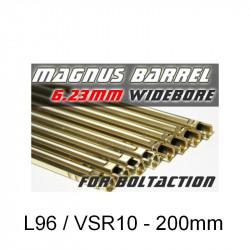 Orga Magnus 6.23 Wide Bore Barrel for VSR10 & L96 (200mm) - Powair6.com