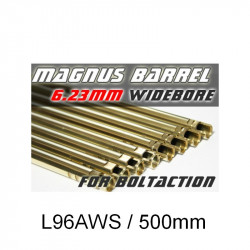 Orga Magnus canon 6.23mm pour L96AWS (500mm)